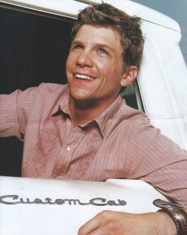 Sam Russell Portfolio - Marc Blucas for Ingenue Magazine