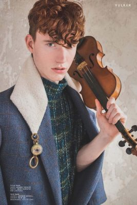 Sam Russell - Designer with Jon Glenn and photography by Sarah Miller