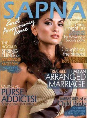 Sam Russell Portfolio - SAPNA Magazine