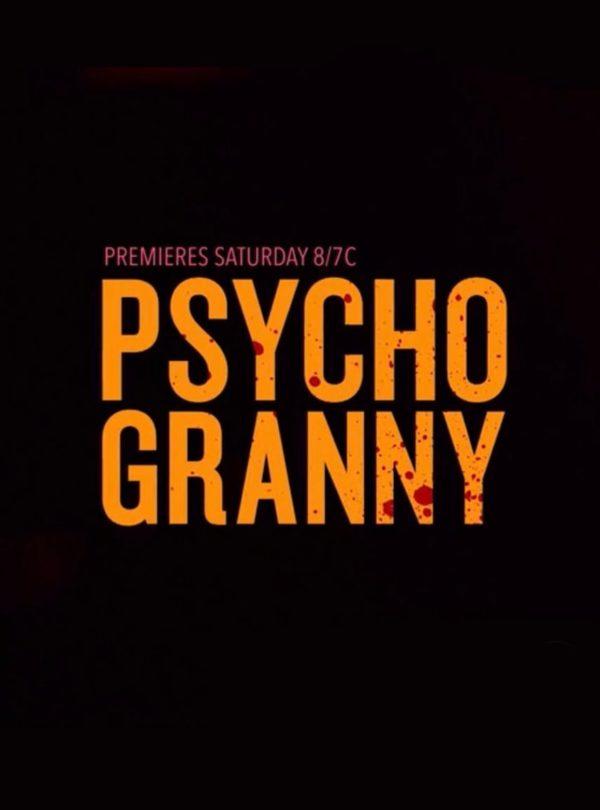 Psycho Granny - Sam Russell Portfolio